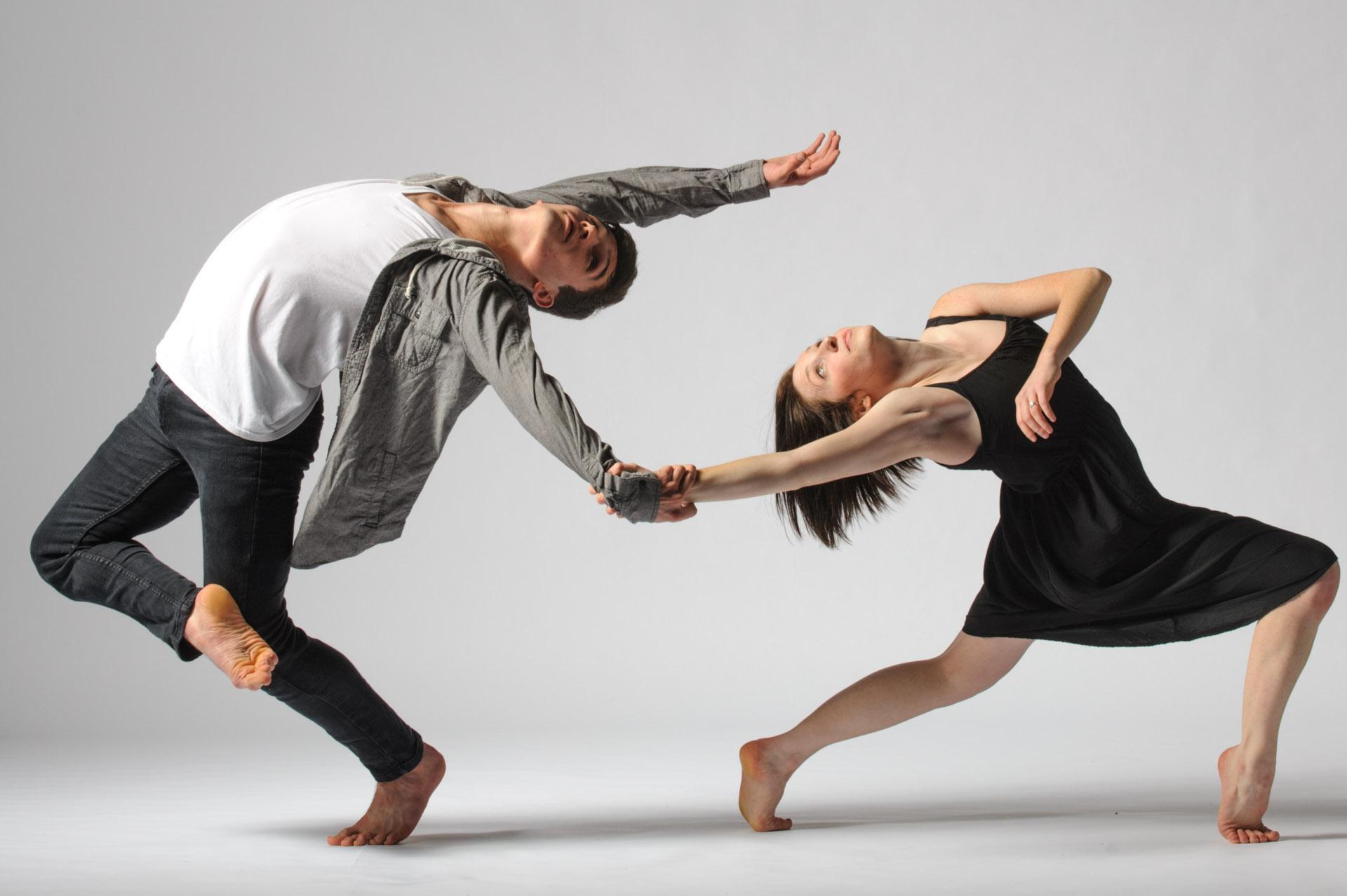 Парные танцы