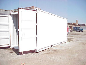 Shipping Containers, Storage Cotainers, Container Yard, Cargo, Pod, Ocean Container