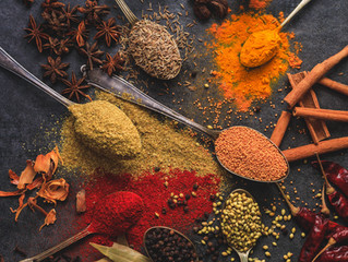 Spice up your life - the healing benefits of warming spices