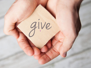 The wellbeing benefits of giving