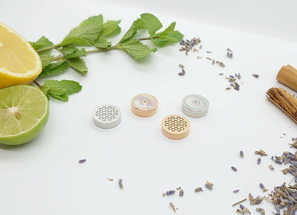 Flo Aroma Diffuser Clip - Mother of Pearl