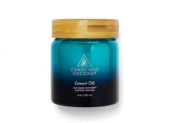 PRE-ORDER Conscious Coconut Organic Coconut Oil Jar