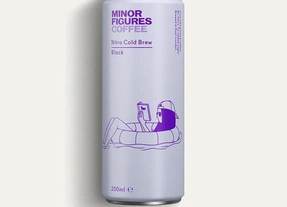 Minor Figures Nitro Cold Brew Black
