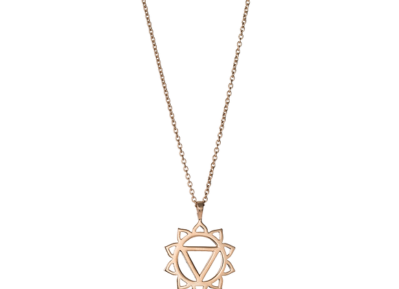 Solar Plexus Chakra Necklace