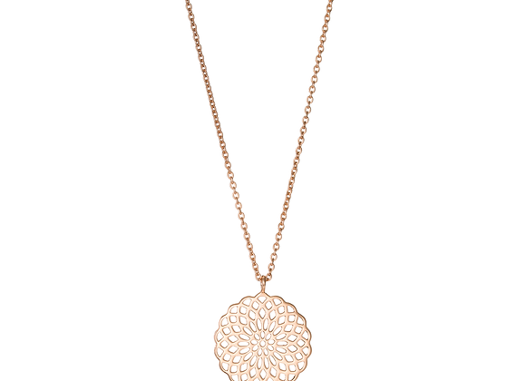 Sacred Geometry - Sunflower Necklace
