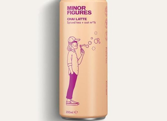 Minor Figures Nitro Chai Latte