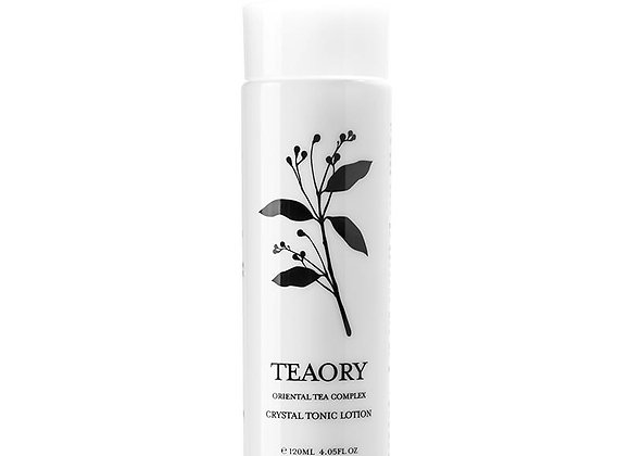 TEAORY Crystal Tonic Lotion 一日茶道彈力晶露 (120ml)