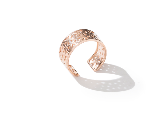 Flower of Life Classic Ring