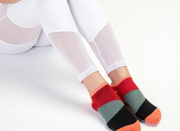 MoveActive Classic Low Rise Non Slip Grip Socks