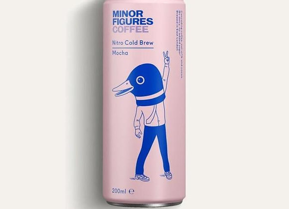 Minor Figures Nitro Cold Brew Mocha
