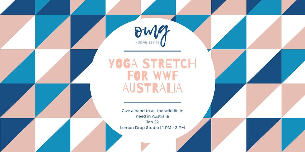 Yoga Class for WWF Australia