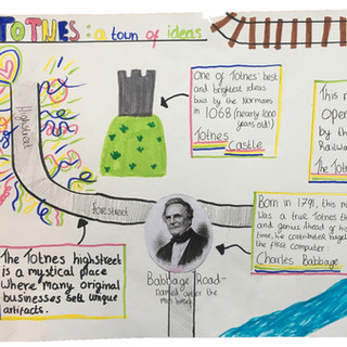 Totnes A Town of Ideas