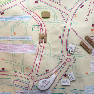 Totnes Map of the Future