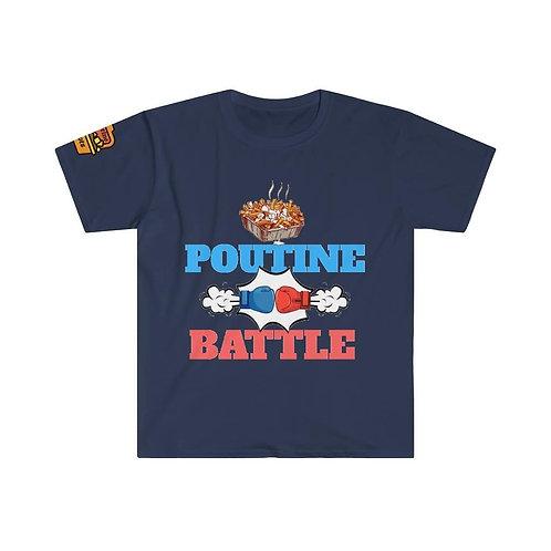 T-Shirts Poutine Battle