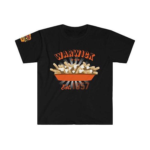 T-Shirt Poutine Warwick 1957