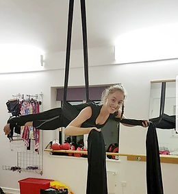 My Gravity Fitness and Dance Aerial silks classes London Hendon NW4