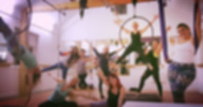 My Gravity Fitness and Dance Hen parties, Birthday Parties,Aerial party