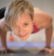 My Gravity Fitness and Dance instructor Katerina Zuckovo