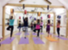 My Gravity Fitness and Dance Limitless Yoga Wheel Flow Classes in London