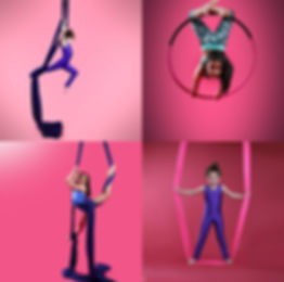 kids aerial classes