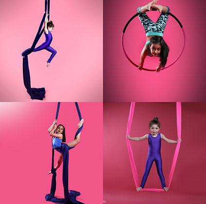 Kids circus classes
