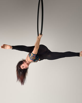 My Gravity Fitness and Dance instructor Wendy Viana