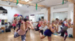 My Gravity Fitness and Dance Bootybarre Classes in London