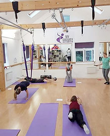 MyGravity Fitness and Dance Strength and Conditioning Classes London