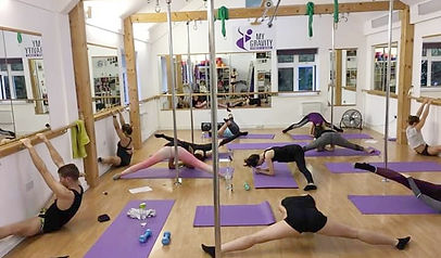 My Gravity Fitness and Dance Flexibility Classes London