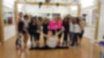 My Gravity Fitness and Dance Hen parties, Birthday Parties