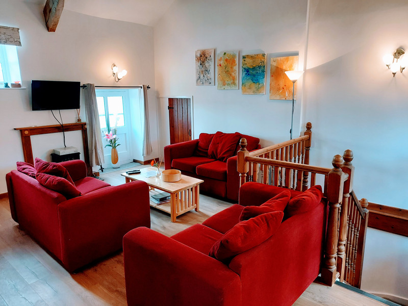 The Hayloft - Lounge