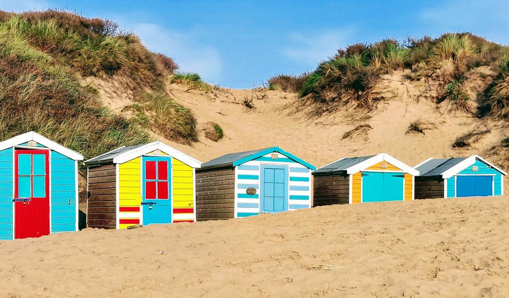 Saunton Sand Beach Huts