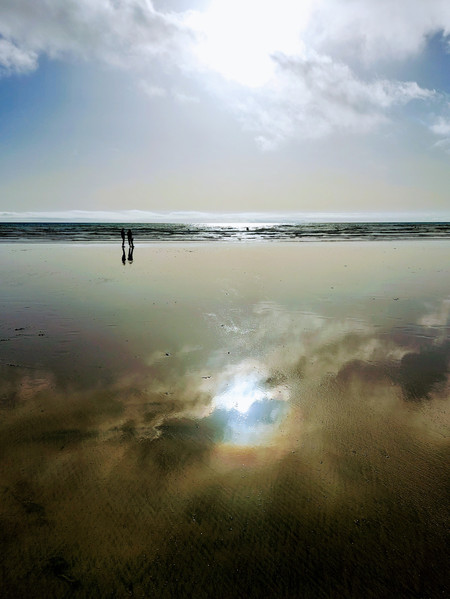 Reflections - Saunton Sands