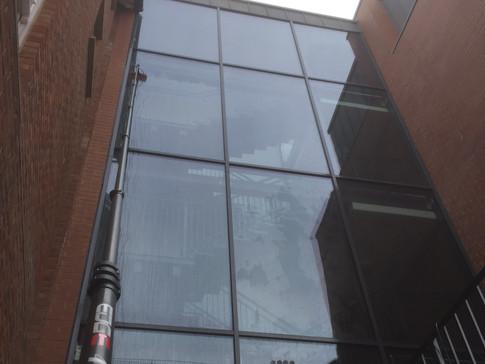 Large Glass Windows