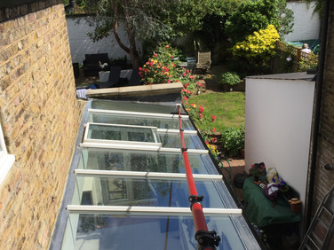 Glass Roofs and Conseratories
