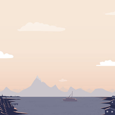 Seafaring ship