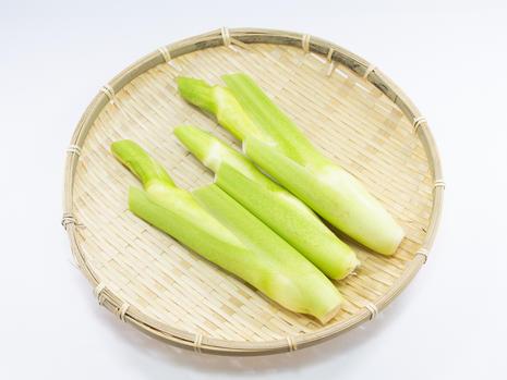 季節野菜「マコモダケ」