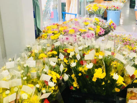 切花、仏花