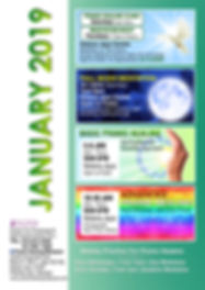 Kelana Jaya Schedule 2019 January