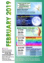 Kelana Jaya Schedule 2019 February