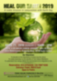 Heal Our Earth 2019
