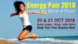 Energy Fair 2018 Kuala Lumpur Klang Johor Bahru
