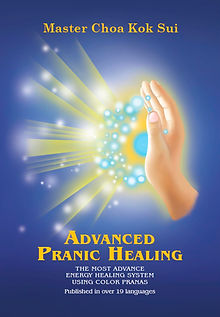 MCKS Advanced Pranic Healing