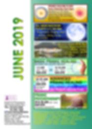 Kelana Jaya Schedule 2019 June