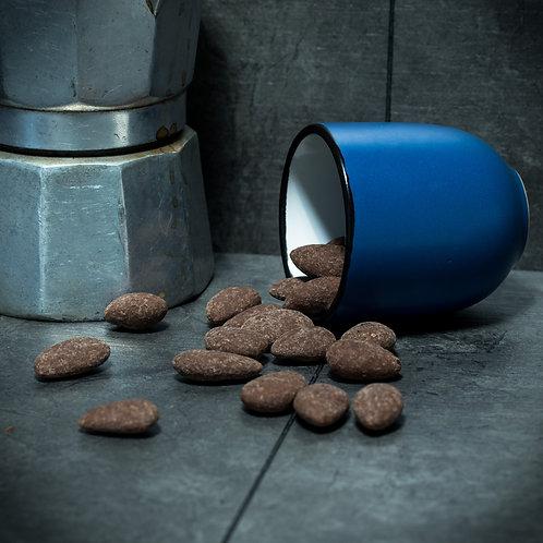Amandes au chocolat noir 52% (100g)