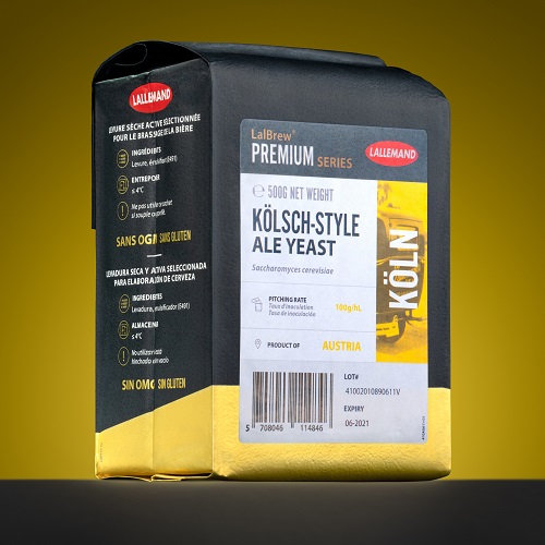 Kolsch Style Ale Yast Lallemand 11g