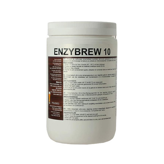 Enzybrew 10 cleaning agent 750gr