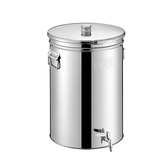 Stainless Steel Brew Kettle 33 Lt