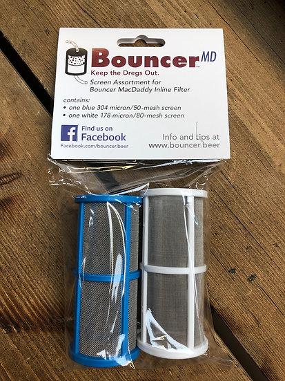 Bouncer Screens