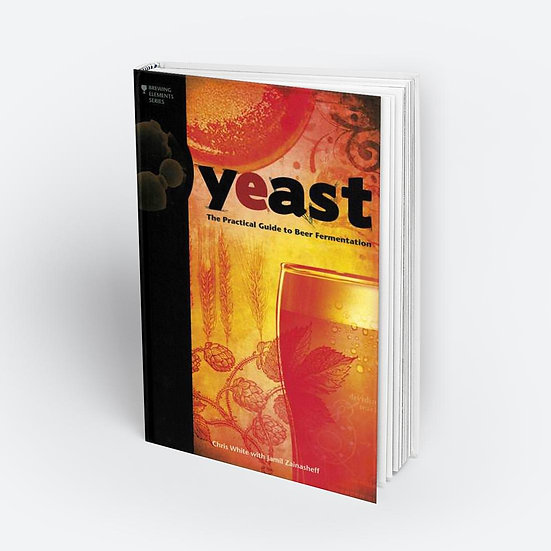 YEAST: THE PRACTICAL GUIDE TO BEER FERMENTATION – WHITE / ZAINASHEFF